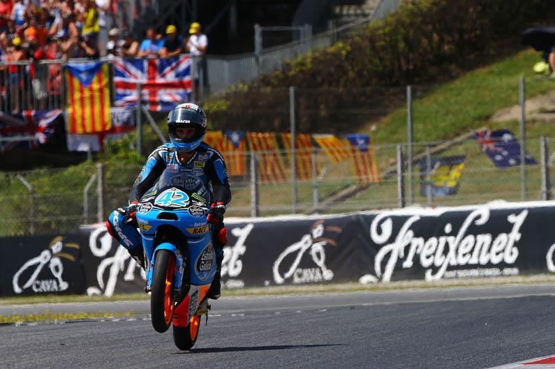 Gran Premio de Cataluña de Moto3 2013