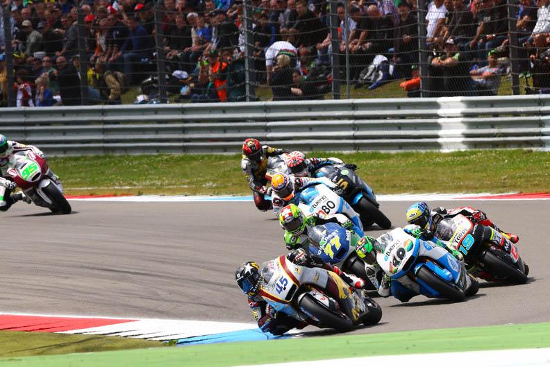 Gran Premio de Holanda de Moto2. Galería de fotos