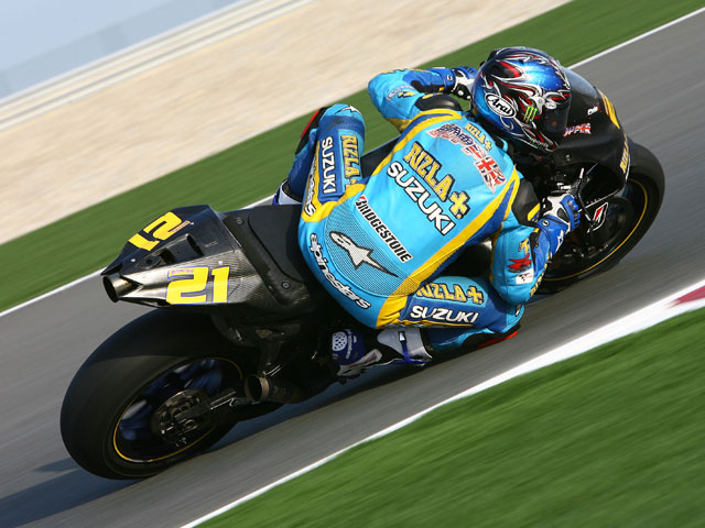 Hopkins estará en el GP de Qatar