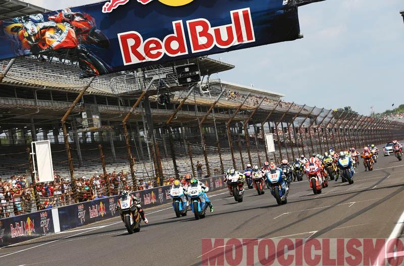 Gran Premio de Indianápolis de Moto2 2013