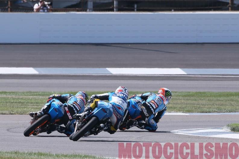 Gran Premio de Indianápolis de Moto3. Galería de fotos