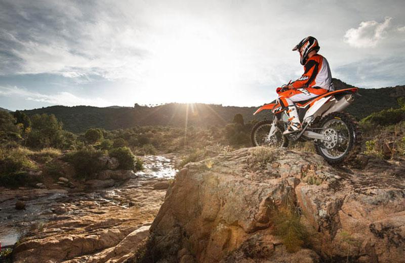 KTM presenta su gama off road 2014