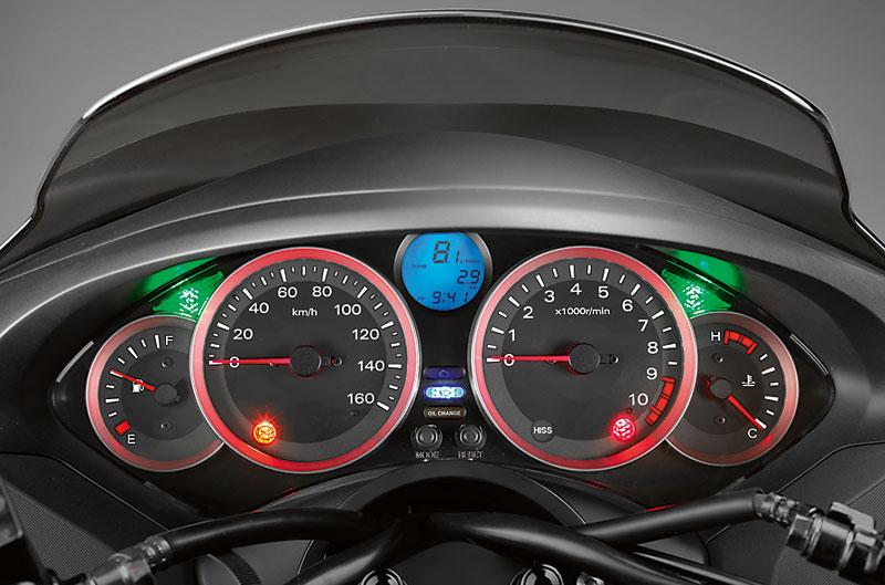 Nueva Honda Forza 300 2018 >> Galería | honda-nss300-forza | Motociclismo.es