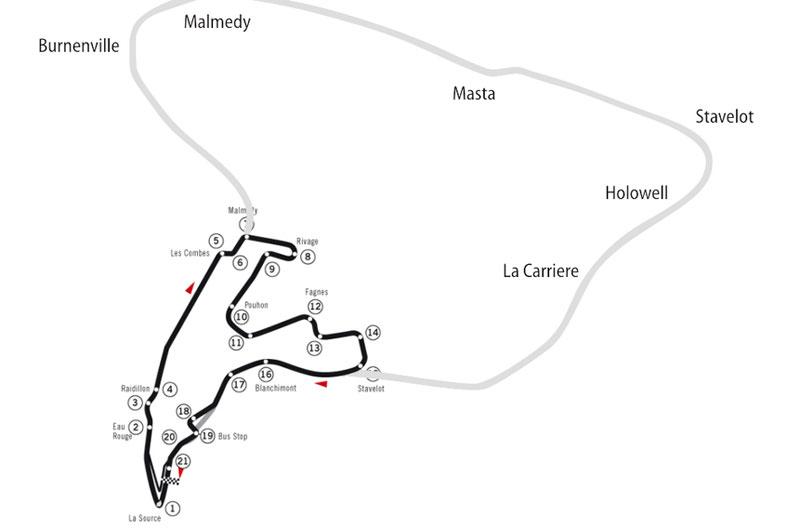 La vuelta más rápida de la historia: 217,3 km/h
