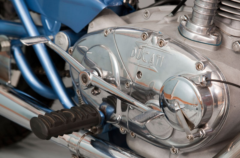Ducati De Luxe 250