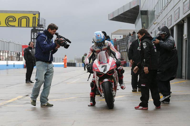 Mundial de Superbike en Donington. Galeria de fotos