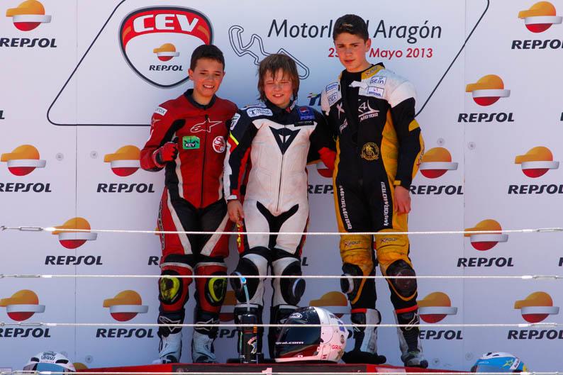 CEV en MotorLand Aragón
