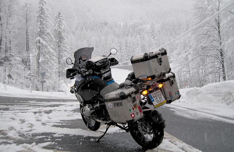 Objetivo 100.000 km: BMW R 1200 GS Adventure. Galería de fotos