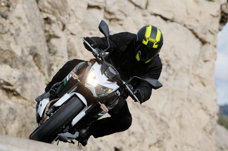 Comparativa naked: Honda, Kawasaki, Suzuki y Triumph