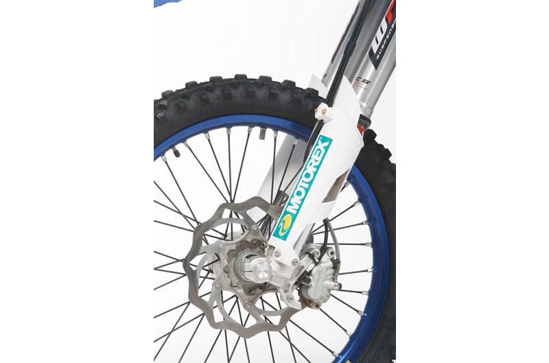 Comparativa Moto Verde: Husaberg FE 501 y KTM 500 EXC. Galería de fotos