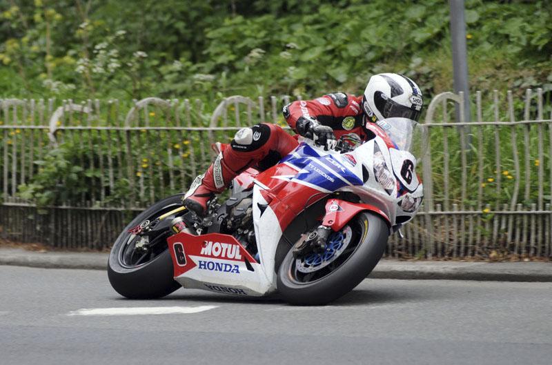 Michael Dunlop. SBK TT 2013