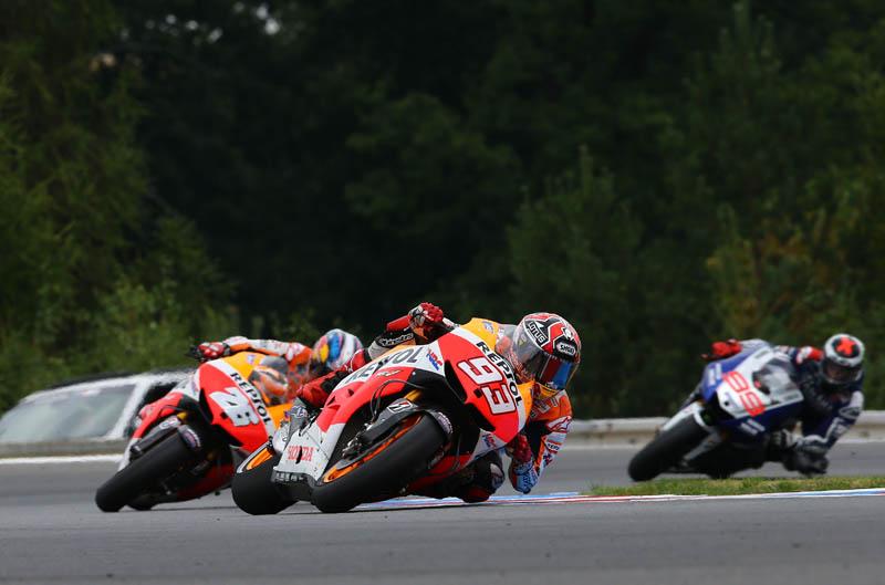 Gran Premio de la República Checa de MotoGP. Galería de fotos