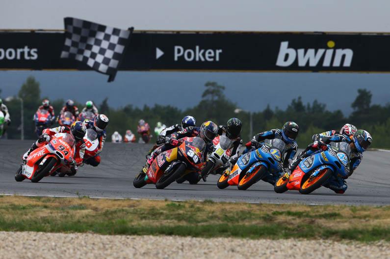 Gran Premio de la República Checa de Moto3. Galería de fotos