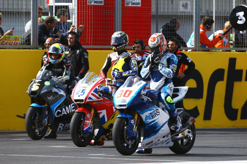 Gran Premio de la Gran Bretaña de Moto2. Galería de fotos