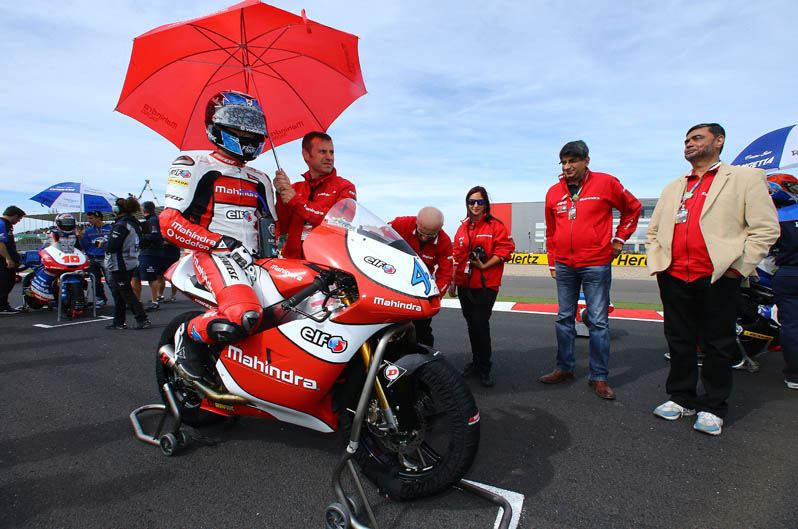 Gran Premio de Gran Bretaña de Moto3. Galería de fotos