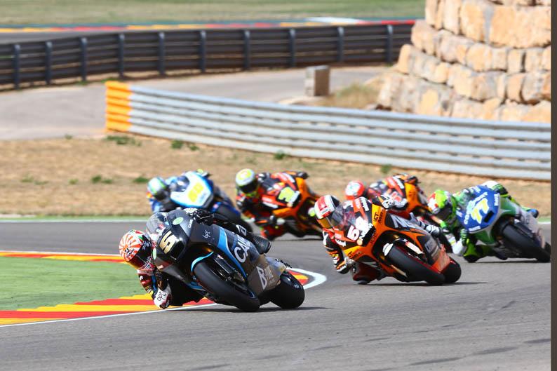 Gran Premio de Aragón de Moto2. Galería de fotos