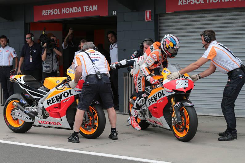 Gran Premio de Australia de MotoGP. Galería de fotos