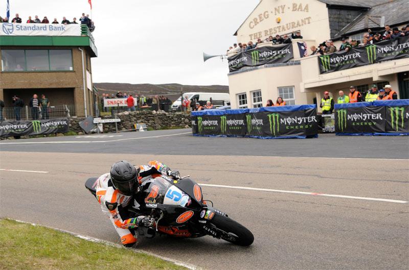 Bruce Anstey. Supersport TT