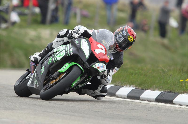 Gary Johnson. Superstock TT