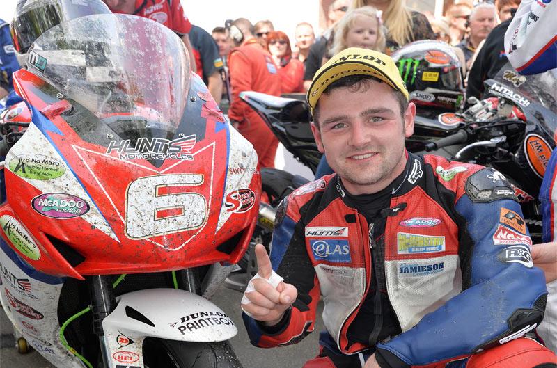 Michael Dunlop. Superstock TT