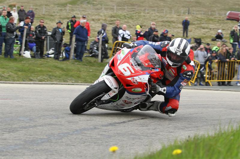 Michale Dunlop. Superstock TT