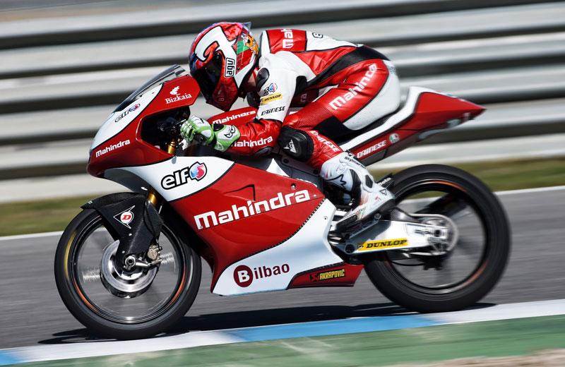 Mahindra, la sorpresa de la temporada en Moto3. Galería de fotos