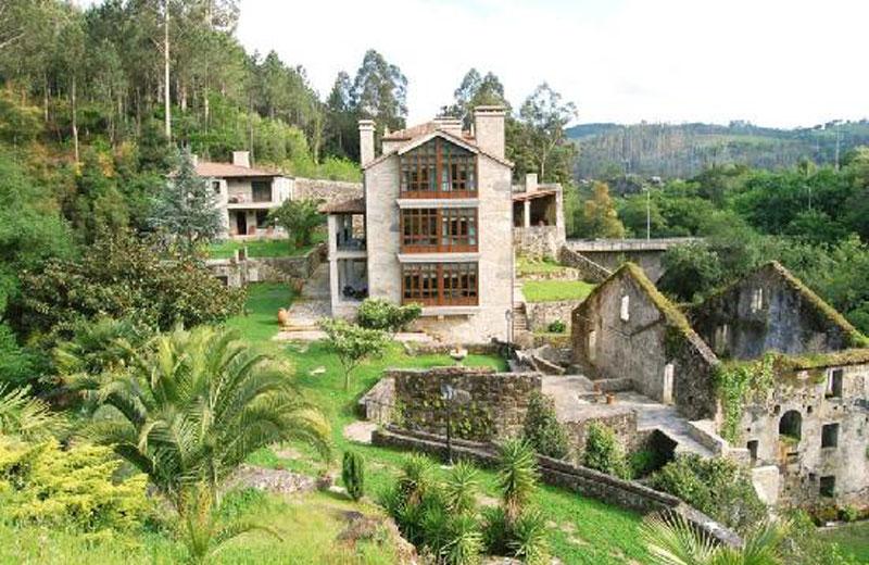 Turismo: Valle del Nalón y Rías Baixas. Galería de fotos