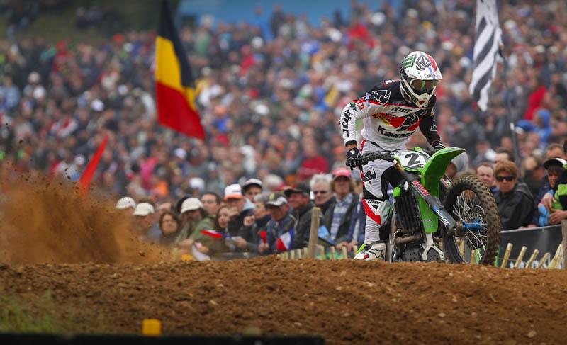 Mundial de Motocross en Francia. Galería de fotos