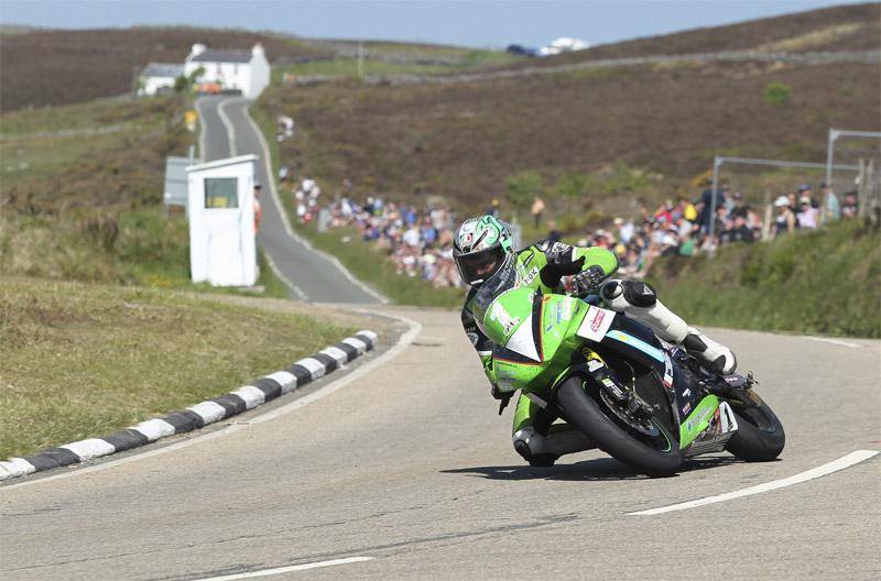TT de la Isla de Man.  Senior TT y Lightweight TT. Galería de fotos