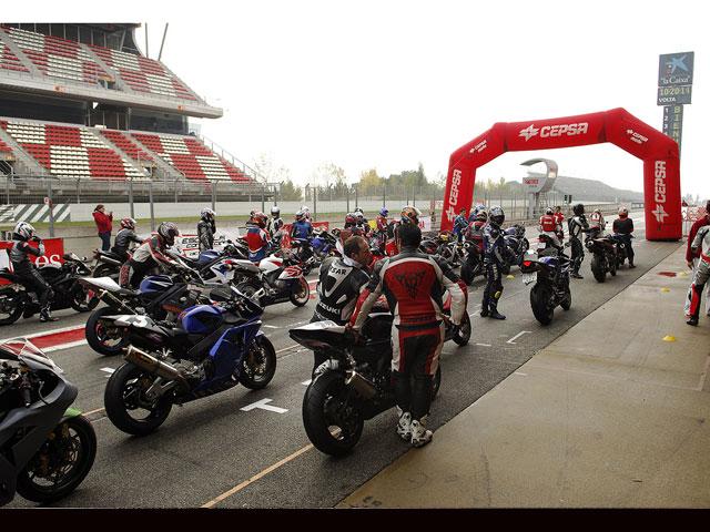 Imagen de Galeria de Motos oficiales Escuela de Conducción Action Team