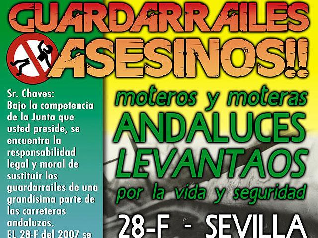 Imagen de Galeria de La Junta contra los guardarraíles