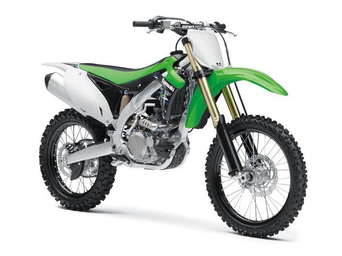 Kawasaki KXF motocross 2014