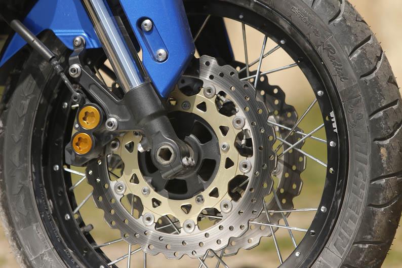 Comparativa: Yamaha XT660Z Ténéré y XT1200Z Super Ténéré