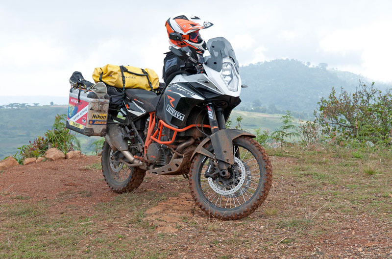 Accesorios y componentes para las KTM 1190 Adventure / R