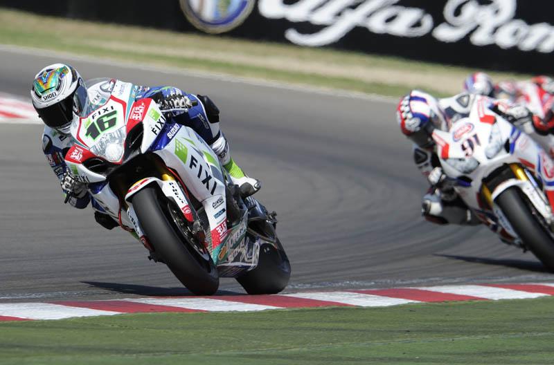 Mundial de Superbikes. GP de Ímola. Galería de fotos
