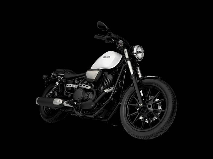 Nuevas Yamaha XV950 y XV950R. Galería de fotos