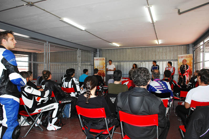 Curso de conducción del Action Team en el Jarama. Galería de fotos