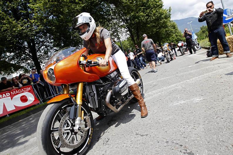 BMW Motorrad Days 2013 en Garmisch. Fotos