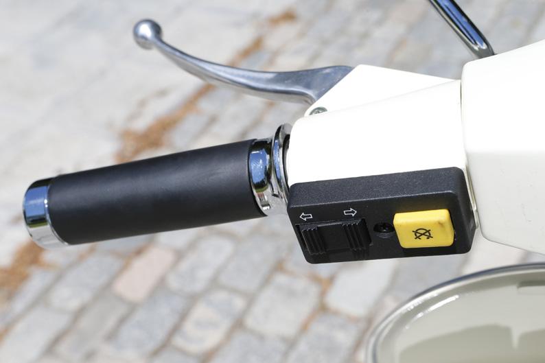 LML Star 125 Automatic. Galería de fotos
