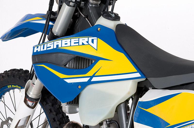 Comparativa: Husaberg TE 300 y KTM 300 EXC