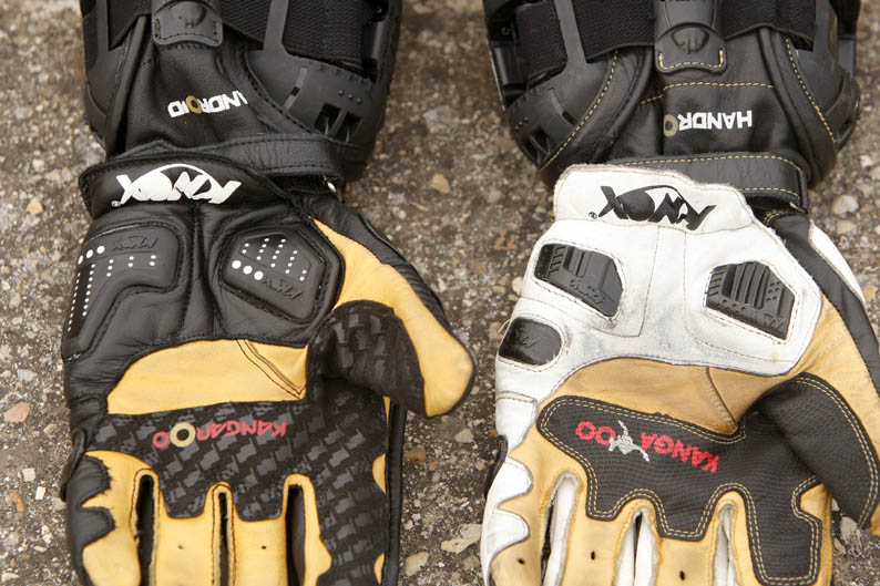 Guantes Knoxx Handroid