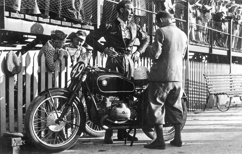 Kompressor, el TT de Hitler