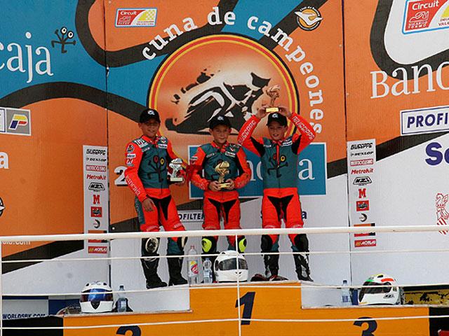 Imagen de Galeria de Cuna de Campeones Bancaja 2007