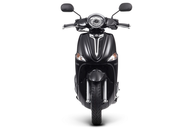 Nuevo scooter Yamaha D'eligh. Galería de fotos