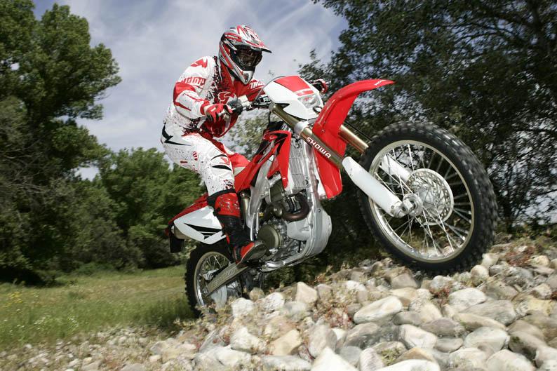 Honda CRF 450 X 2006