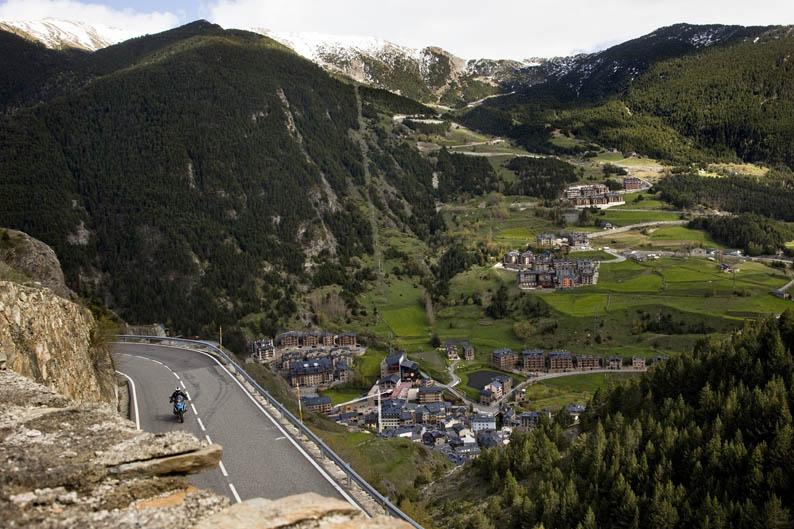 Turismo: Andorra en la BMW R 1200 GS