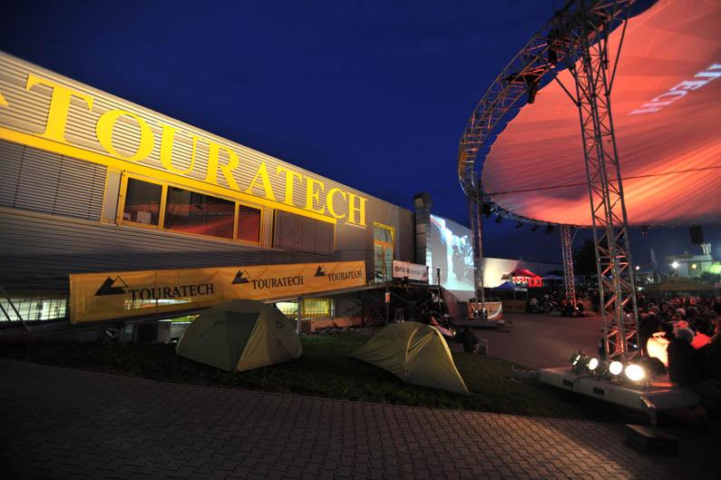 Visita a la fábrica de Touratech. Galería de fotos