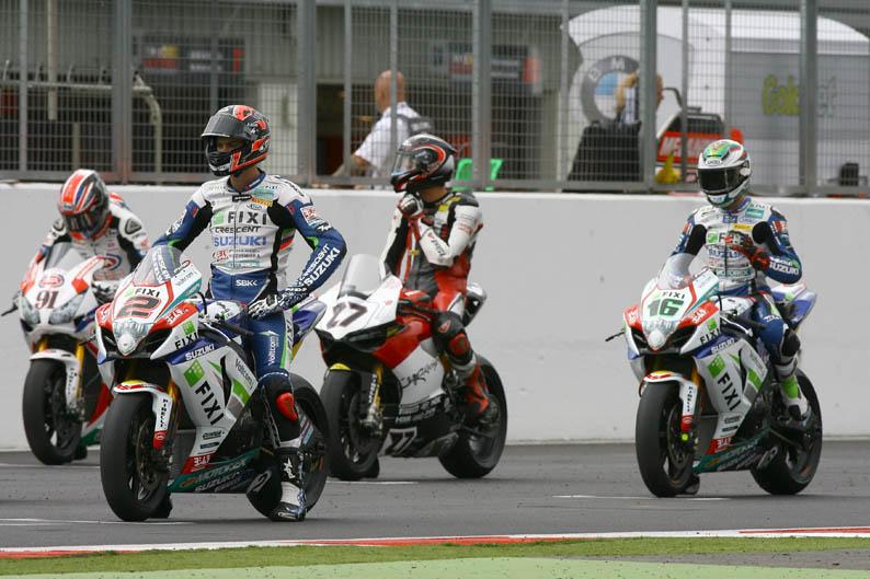 Mundial de SBK en Silverstone. Galería de fotos