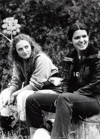 Heroínas de motogp