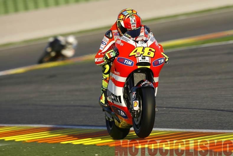 Valentino Rossi. 2011